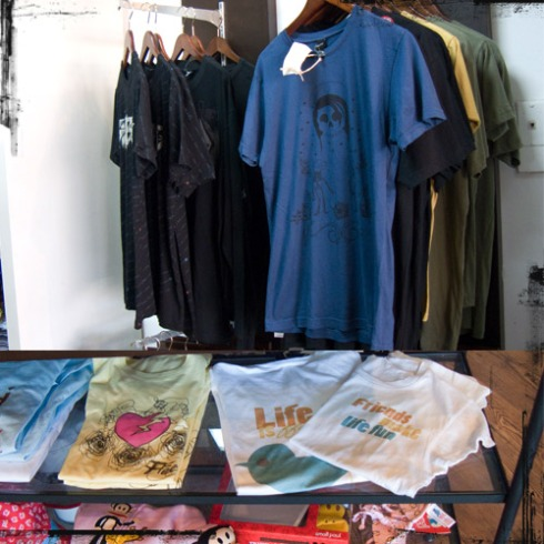 FFee shirts in Coastal Surf and Ski
