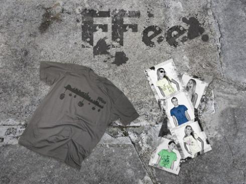 FFee t shirt Add