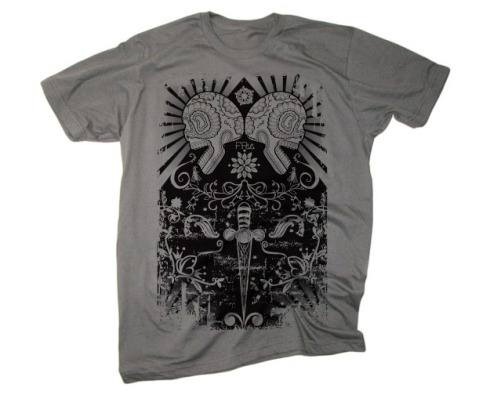 ffee skull shirt